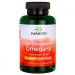 Omega-3 Swanson High Concentrate MEG-3 120kaps