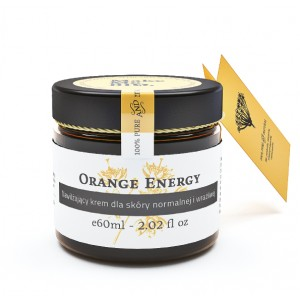 Krem Orange Energy Make me Bio 60ml