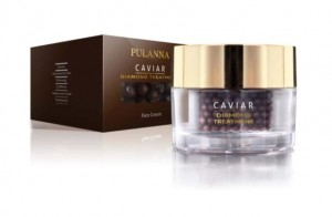 Krem do twarzy CAVIAR & DIAMOND Pulanna, 60g