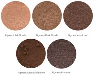 Mineralny pigment do brwi PURE COLORS 1g